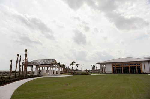 Jekyll Island Convention Center Turf (Gibson Landscape)