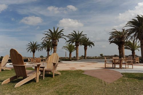 Jekyll Island Convention Center Adirondack Chairs (Gibson Landscape)